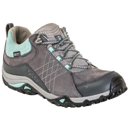 Oboz Sapphire Low B-Dry Hiking Shoe - Charcoal
