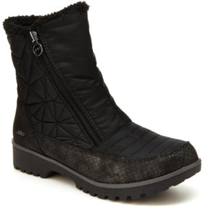 Jambu Snowflake Waterproof Boot - Black
