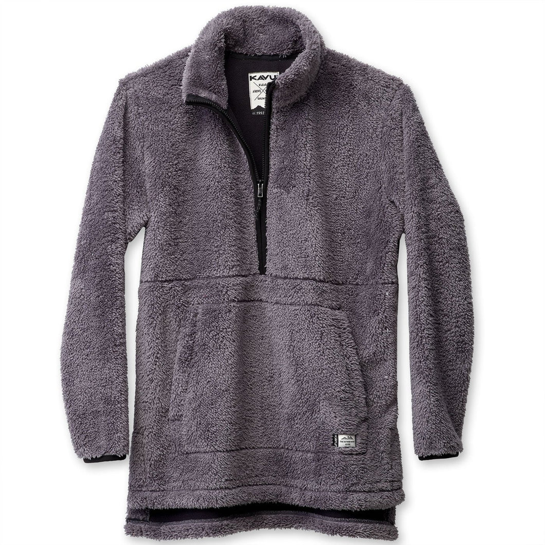 KAVU Snow Pack Women's Sweater - Smoked Pearl