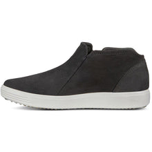 Ecco Soft 7 Zip Boot - Dark Shadow