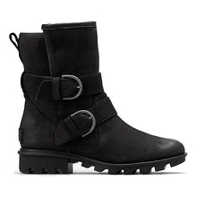 Sorel Phoenix Moto Cozy Boot - Black