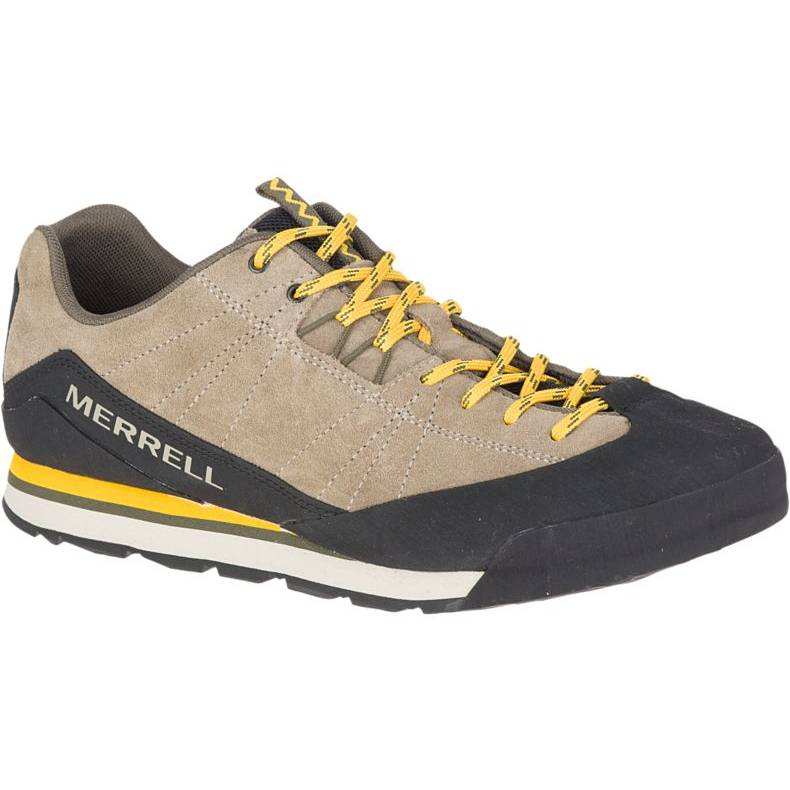Merrell Catalyst Suede Hiking Shoe - Brindle