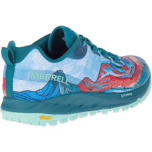 Metrell Antora TS Trail Running Shoe - Trail Sisters  Outside