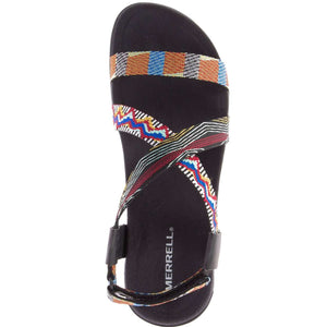 Merrell District Kalbury Cross Sandal - Multi Top