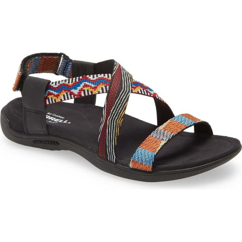 Merrell District Kalbury Cross Sandal - Multi
