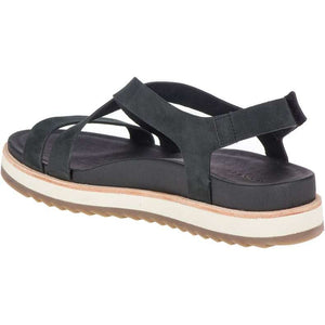 Merrell Juno Backstrap Sandal - Black Back