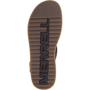 Merrell Juno Backstrap Sandal - Black Sole