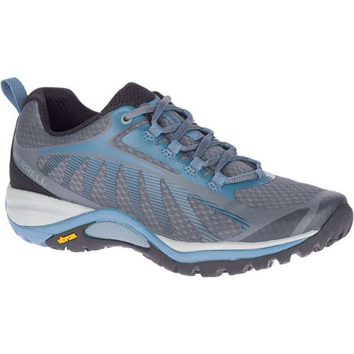 Merrell Siren Edge 3 Hiking Shoe - Rock / Bluestone Wide