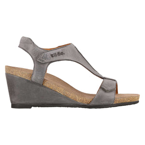 Taos Sheila Sandal - Steel side