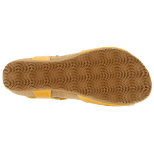 Taos Vera Sandal - Golden Yellow sole