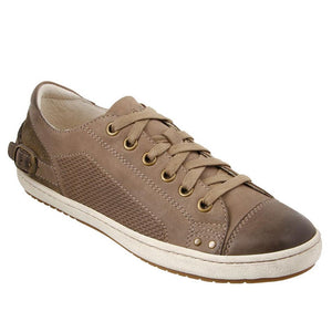 Taos Capitol Sneaker - Taupe Oiled