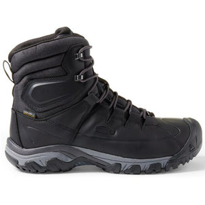 Keen Targhee High Lace Boot - Black / Raven