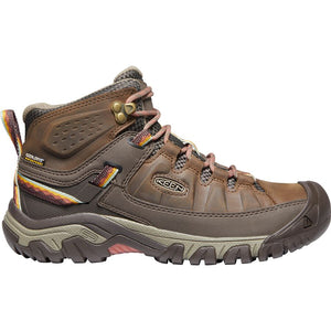 Keen Targhee III Mid Waterproof Boot - Bungee Cord / Redwood