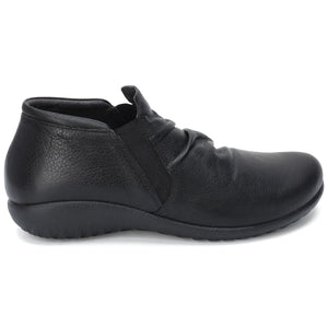 Naot Terehu Bootie - Soft Black Leather