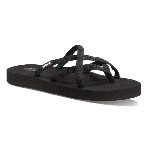 Teva Olowahu Sandal - Mix B Black on Black