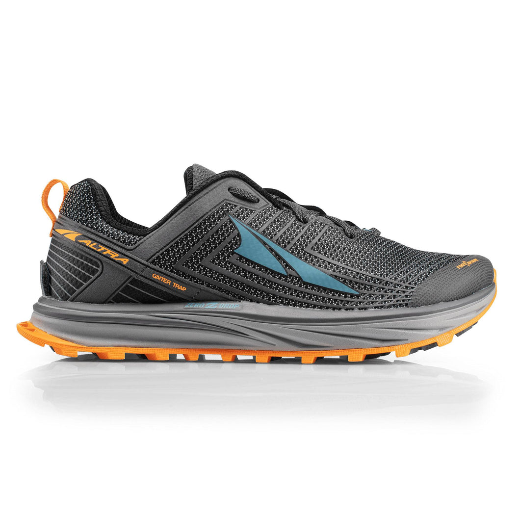 Altra Timp Grey Orange - Profile