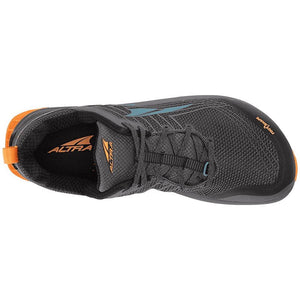 Altra Timp Grey Orange - laces