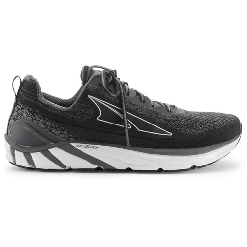 Altra Torin 4 Plush Running Shoe - Black / Grey  side