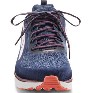 Altra Torin 4 Plush Running Shoe - Navy / Plum front