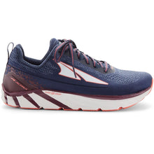 Altra Torin 4 Plush Running Shoe - Navy / Plum side