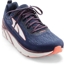 Altra Torin 4 Plush Running Shoe - Navy / Plum