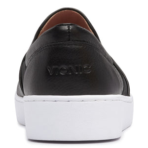 Vionic Demetra Slip-On Sneaker - Black Back