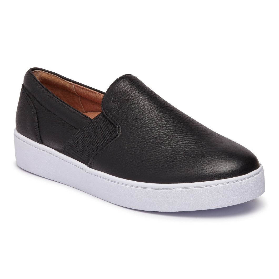 Vionic Demetra Slip-On Sneaker - Black