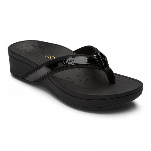 Vionic High Tide Flip Flop - Black