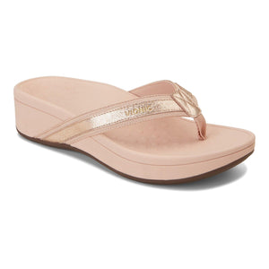 Vionic High Tide Flip Flop - Rose Gold