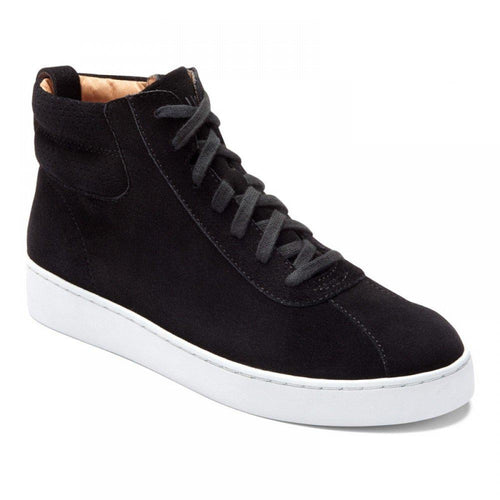 Vionic Jenning High Top Sneaker - Black
