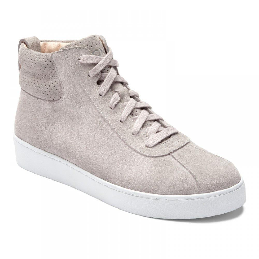 Vionic Jenning High Top Sneaker - Light Grey