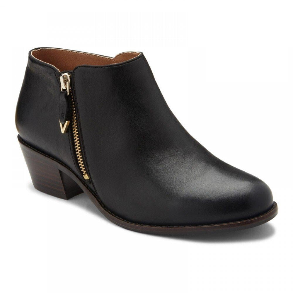 Vionic Jolene Ankle Boot - Black
