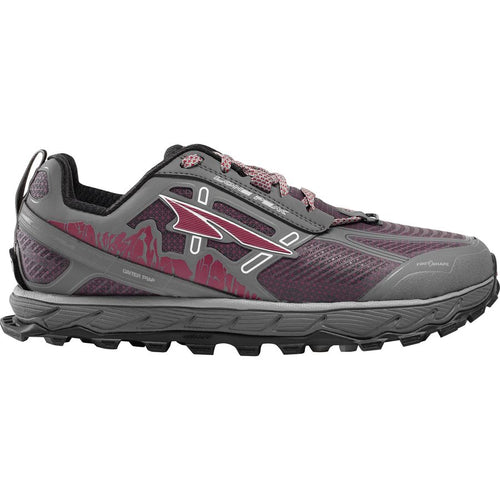 Altra Lone Peak Low 4 Waterproof - Profile