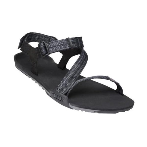 Xero Shoes Z-Trail Sandal - Black / Multi-Black