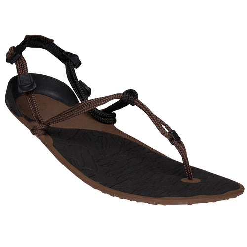 Xero Shoes Cloud Sandal - Mocha Earth / Black