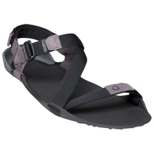 Xero Shoes Z-Trek Sandal - Coal Black / Black