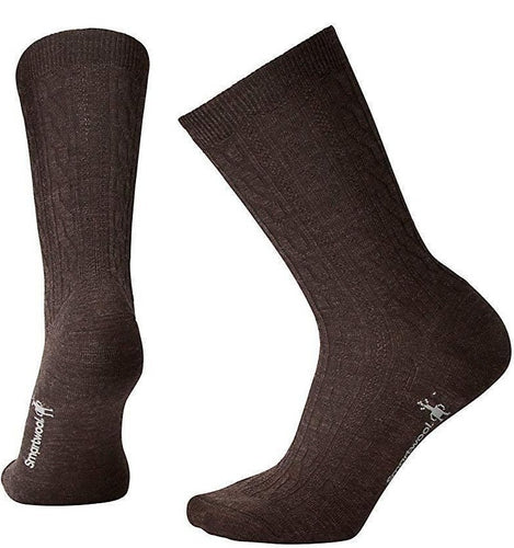 Smartwool Cable II Sock - Chestnut