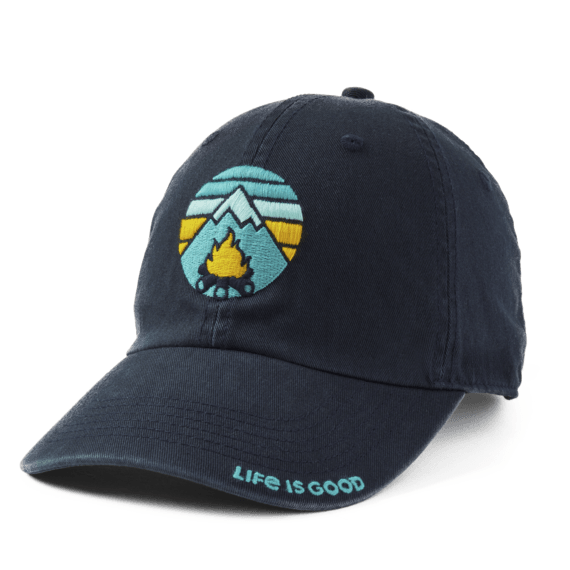 Life is Good Campfire Chill Cap