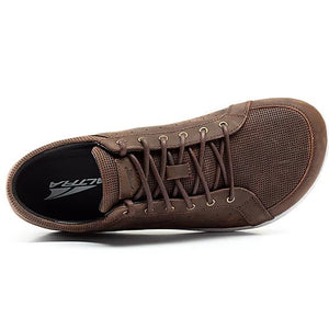 Altra Cayd Brown Laces