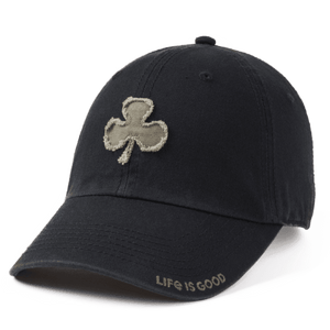 Life is Good Clover Tattered Chill Cap