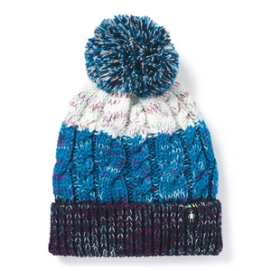 Smartwool - Isto Retro Beanie - Ocean Abyss
