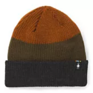 Smartwool - Cantar Clolorblock Beanie - Charcoal