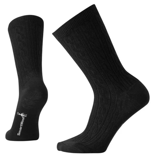 Smartwool Cable II Sock - Black