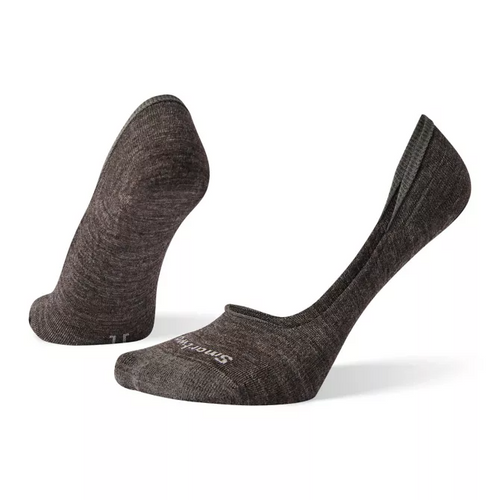 Smartwool Secret Sleuth No Show Sock - Taupe