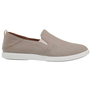OluKai Hale'iwa Olona Slip-On - Silt / Off White