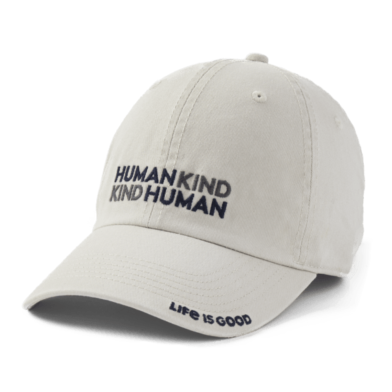 Life is Good Human Kind Chill Cap