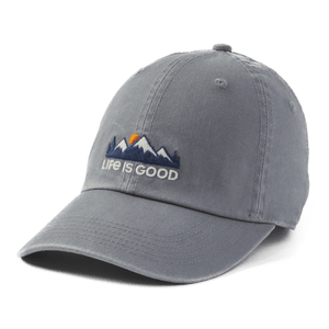 Life is Good Mountain Chill Cap
