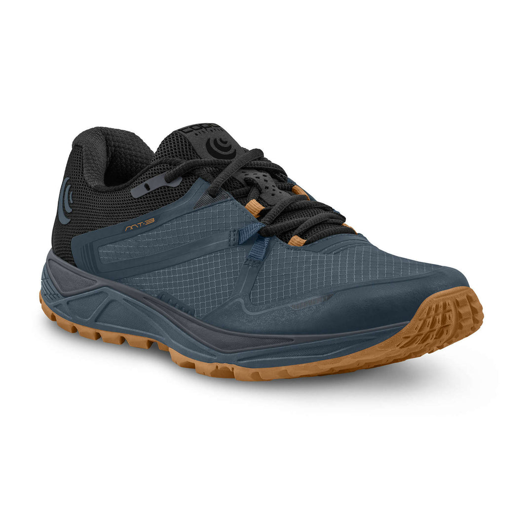 Too Athletic MT-3 Trail Shoe - Slate / Orange