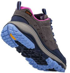 Hoka One One Tor Summit Steel - Back