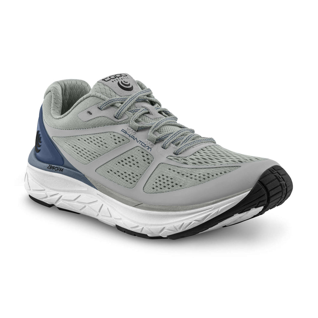 Too Athletic Phantom Road Running Shoe - Grey / Blue